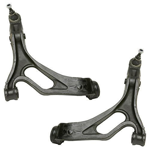 Front Lower Control Arm w/Ball Joint LH & RH Pair Set for Audi Q7 VW - Arm Porsche Bushing Control