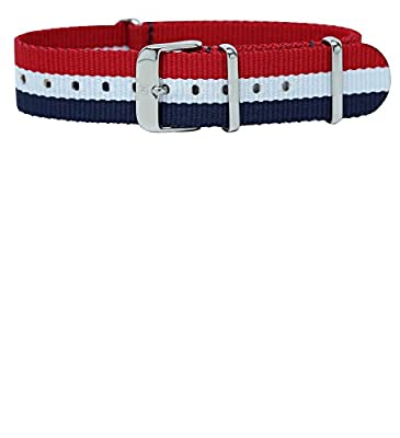 20mm Military Watch Band, NATO Watch Strap