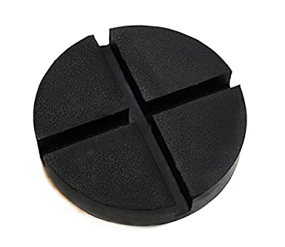 Extra Large Universal Rubber Floor Jack Pad Adapter