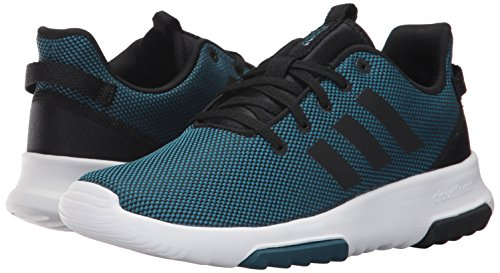 Pictures of adidas Kids CF Racer TR Running Shoe AQ1672 Petrol Night/Black/White 4