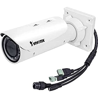 Vivotek IB9371-Eht 3MP Outdoor Bullet Network Camera with Heater and 3-9mm Varifocal Lens