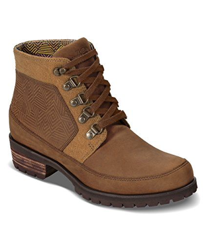 The North Face Women's Bridgeton Ankle Lace - Tagumi Brown & Brunette Brown - 8.5
