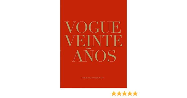 Vogue Veinte Años. Revista Vogue España: Amazon.es: Vv.Aa, Vv.Aa ...