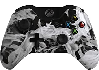 Custom Xbox One Controller Special Edition White Fire Controller (B00IORK524) | Amazon price tracker / tracking, Amazon price history charts, Amazon price watches, Amazon price drop alerts