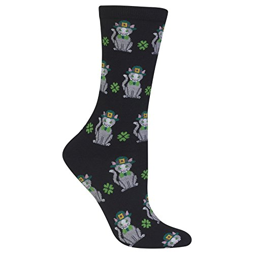 hot-sox-womens-st-patricks-day-cat-sock