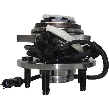 amazoncom brand  front wheel hub  bearing assembly mazda  ford ranger   lug