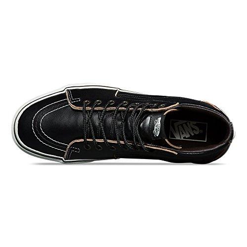 Unisex Vans Sneakers Hi Black Marshmellow Sk8 Alti Adulto wx1xIzq