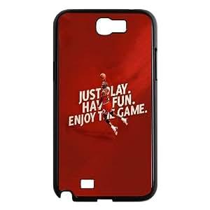 Samsung Galaxy N2 7100 Cell Phone Case Black Just Play JNR2001364