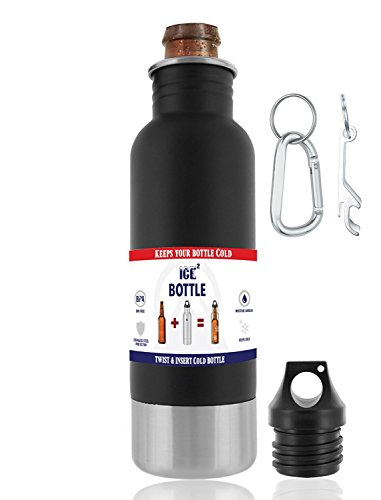 Original Beer Bottle Cooler Stainless product image