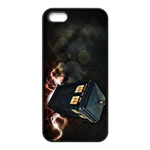 Cyber Monday Store Customize Doctor Who Cellphone Carrying Case for iphone 5 5S JN5S-2286