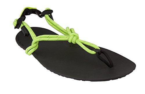 Xero Shoes Genesis - Barefoot Tarahumara Huarache Style Minimalist Lightweight Running Sandals - Men