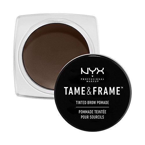 NYX PROFESSIONAL MAKEUP Tame & Frame Brow Pomade, Espresso, 0.18 Ounce