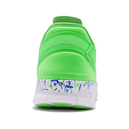Nike Kvindernes Fri 5,0 St Passe Uddannelse Sko (trykt) Spænding Grøn / Hvid / Kridt Blå 12