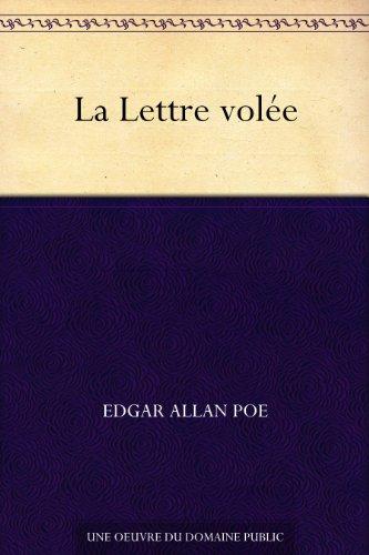 La Lettre volée (French Edition)