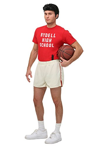 Grease Gym Danny Costume Medium -