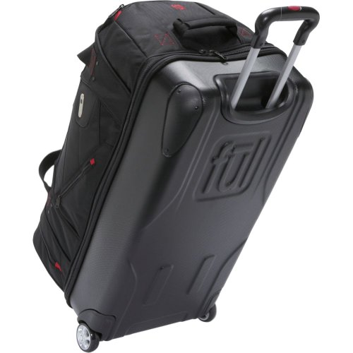 76f1a80be9b8 Amazon.com   Ful Hybrid Rolling Duffel Bag (Black