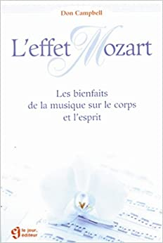 Book L'Effet Mozart : Le Bienfaits de la musique sur le corps et l'esprit