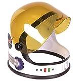 Astronaut Helmet with Movable Visor - Pretend