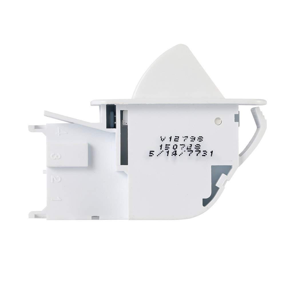 Refrigerator Light Switch Refrigerator Door Switch Compatible for LG Refrigerator Switch Part 6600JB1010A