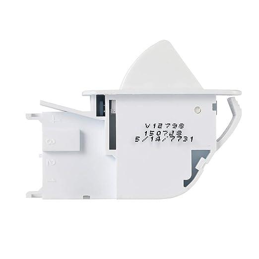 Interruptor de luz refrigerador compatible con LG frigorífico ...