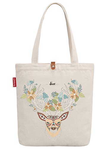 So'each Borsa da spiaggia, Natural Color (beige) - SPA-UK-ODE-32