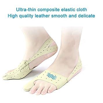 Alftek - 1 separador de dedos para juanetes, corrector, soporte para aliviar el dolor de ortopedia Hallux Valgus: Amazon.es: Belleza