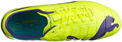 scuba fluro Blue De prism Evopower Violet Fg Chaussures Yellow Homme 1 Football Puma Orange 08 w7qU8fOxI