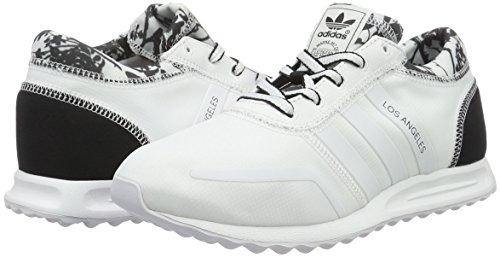 Low core ftwr Donna ftwr White White Adidas Black S75741 top Bianco 5RAAaqw