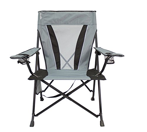 Kijaro XXL Dual Lock Portable Camping and Sports Chair