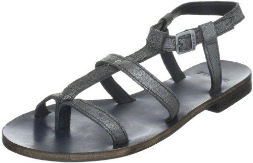 IKKS Devi Michigan Sandals Womens Gray Grau (Anthracite) Size: 3.5 (36 EU) rhtXS4UV