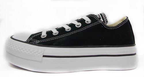 Converse , Sneaker donna Multicolore (Black White)