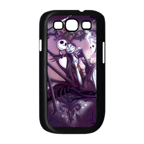 Creative Funny Picture of Jack Sally The Nightmare Before Christmas Samsung Galaxy S3 I9300/I9308/I939 New Style Durable Case (Diy Sally Halloween Costume)
