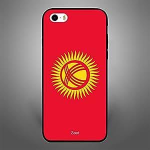 iPhone 5S Kaziqistan Flag