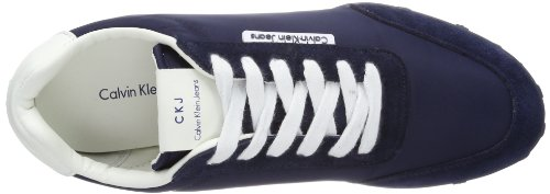 Jeans Mode Baskets Klein Bleu Homme nwh Calvin Nash 5Rwxq5n