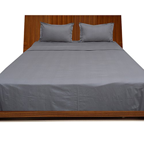 Relaxare Olympic Queen 300TC 100% Egyptian Cotton Silver Gre