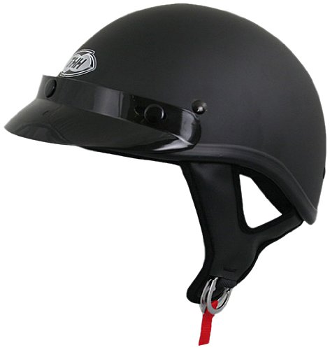 THH T-70 Half Helmet (Flat Black, Large) for sale  Delivered anywhere in Canada