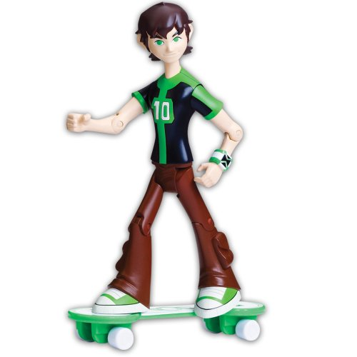 Ben 10 Omniverse Alien Collection Figure - Ben