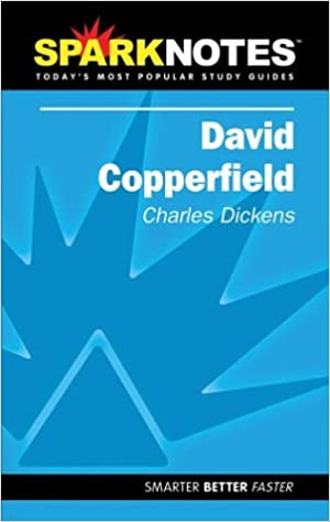 com david copperfield sparknotes literature guide  com david copperfield sparknotes literature guide sparknotes literature guide series 9781586638283 charles dickens sparknotes books