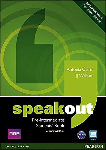 Speakout Pre-intermediate (1st edition)