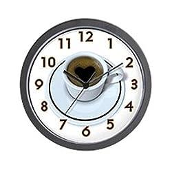 CafePress - Coffee Love - Unique Decorative 10 Wall Clock