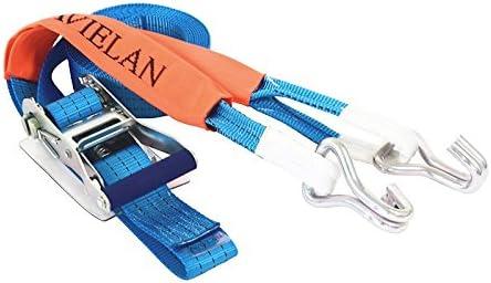 アヴィエラン(AVIELAN) ラッシングベルトIJフック ×9m 固定側0.7m
