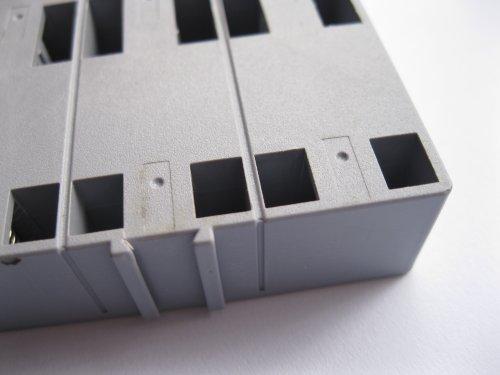 6-pcs-smd-smt-electronic-component-mini-storage-box-2438-latticeblocks-156x105x18mm-gray-color-t-156-skywalking