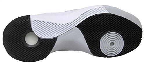 lobo gris Nike Zapatillas Hyperdunk gris baloncesto negro de 2015 para blanco negro de rojas hombre blanco m OzO0rq