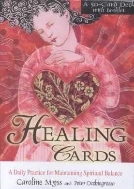 Healing Cards    ISBN: 9781401900236 by Hay House Inc (Image #1)