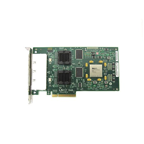 LSI Logic SAS31601E 16-Port 4x SFF-8088 PCIe x8 SAS/SATA 3Gbps Disk Controller