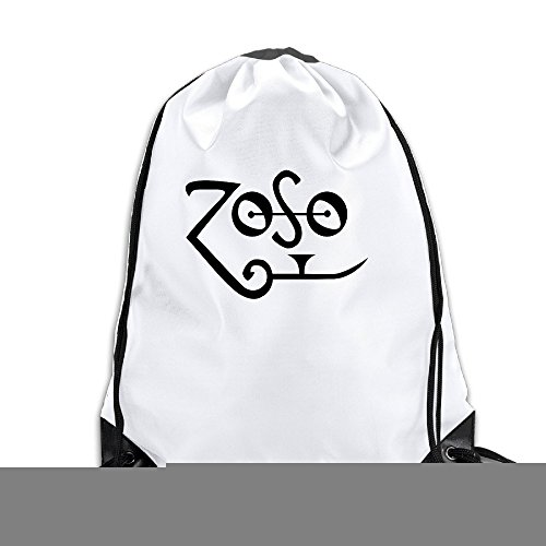 Price comparison product image LHLKF Jimmy Page Ledzeppelin One Size New Design Port Bag