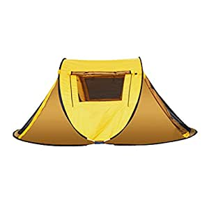 2 Person Instant Automatic Pop Up Cabin Tent Water Rain Proof by VITCHELO - Ultralight Quick  sc 1 st  Amazon.com & Amazon.com : 2 Person Instant Automatic Pop Up Cabin Tent Water ...
