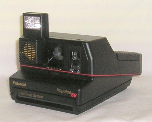 Polaroid Impulse SE Instant Film Camera