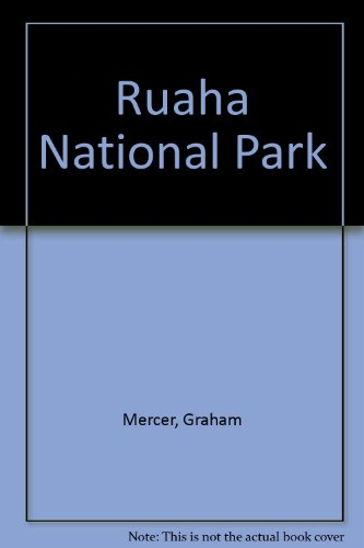 (RUAHA NATIONAL PARK ((GALLERY TRAVEL GUIDE)) )