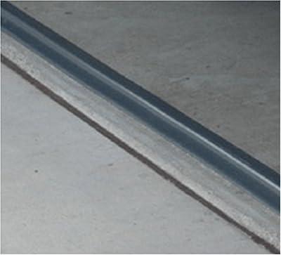 Park Smart 10' Garage Door Seal in Gray